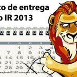 Desconto simplificado IR 2013