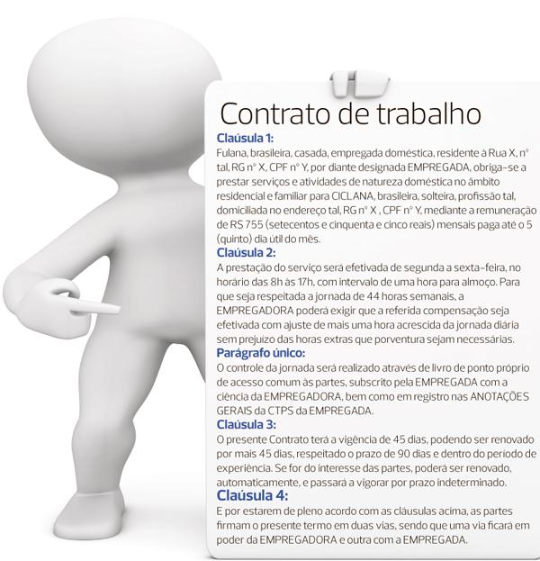 TERMO ADITIVO AO CONTRATO DE TRABALHO