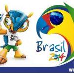 Copa do Mundo Feriados de 2014