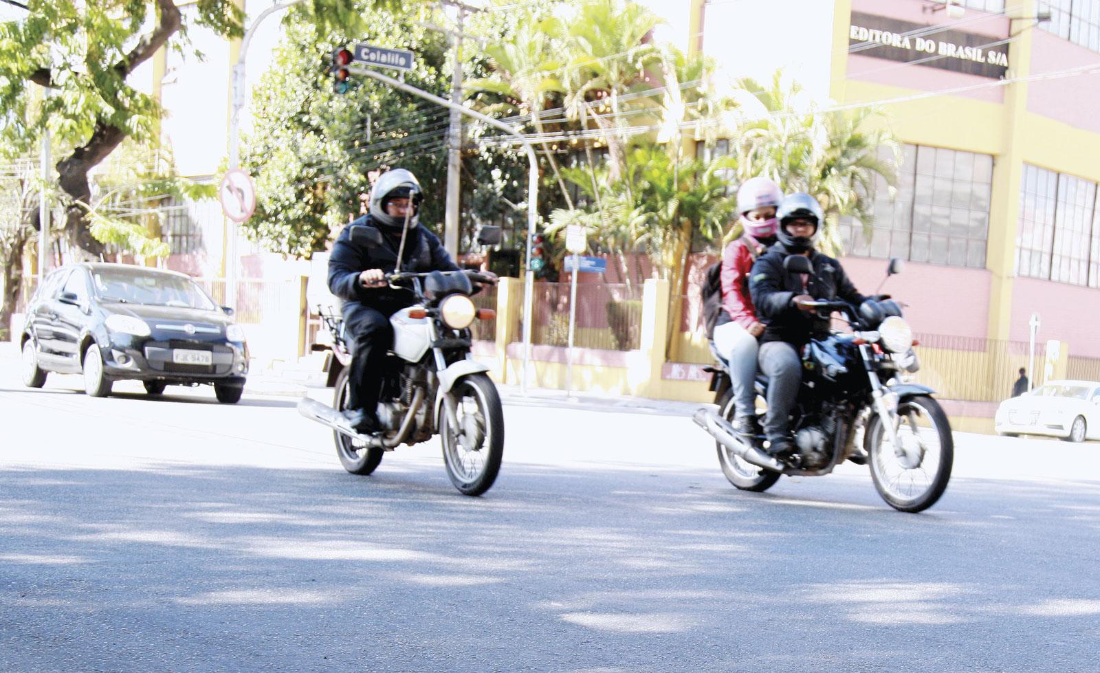 Periculosidade dos motociclistas