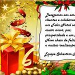 cartão de Natal Silvestrin 2015
